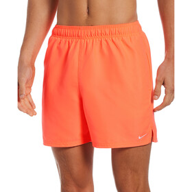 "Nike Swim Essential Lap Pantaloncini Volley 5"" Uomo, bright mango"